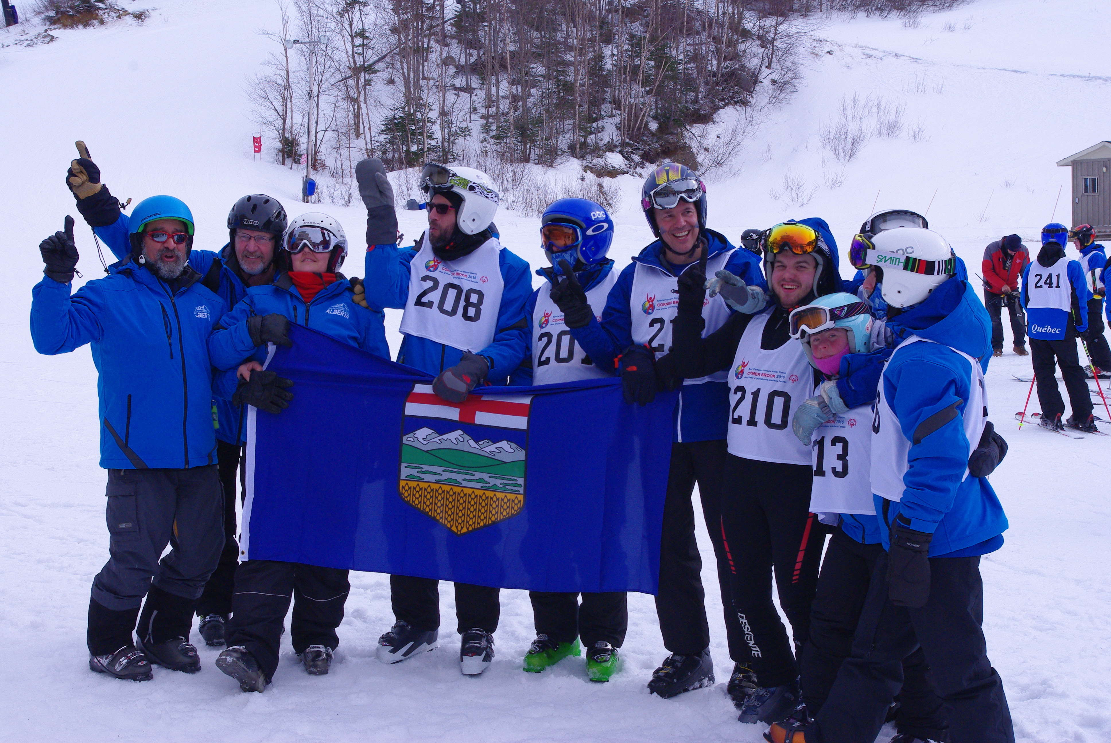Team Alberta Alpine Team