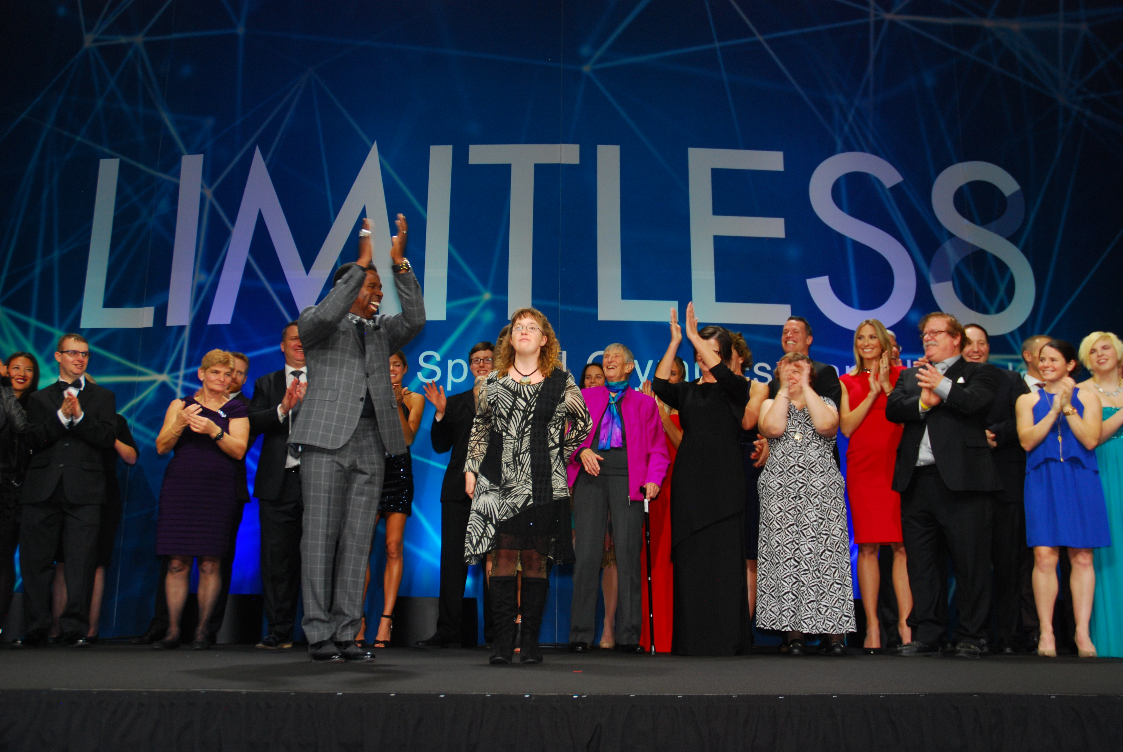 LIMITLESS: The Special Olympics Canada Gala