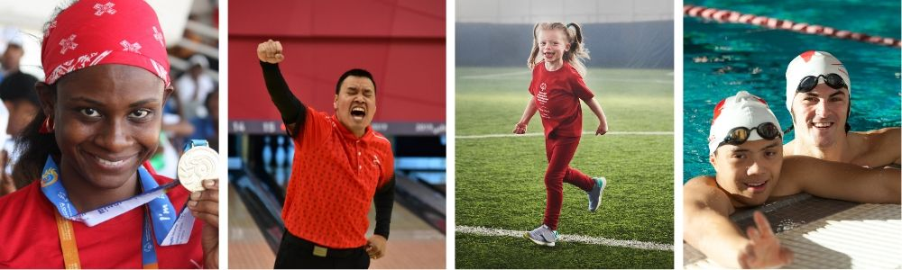 Raise 1 Million for Special Olympics athletes? Challenge Accepted.