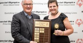Jennifer Hickox, PEI Mutual, Athlete of the Year