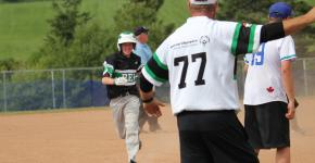 Brandon Younker, Softball, National Games