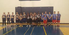 Unified 3 on 3 Basketball Provincial Championships