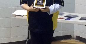 Image of Special Olympics Alberta 5 Pin Bowling athlete Charlotte Demchuk