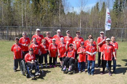 Happy Valley Goose Bay Howling Huskies Club