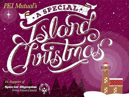 PEI Mutual's A Special Island Christmas, CD Cover