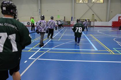 Special Olympics Alberta-West Central Floor Hockey Invitational and Provincial Qualifier