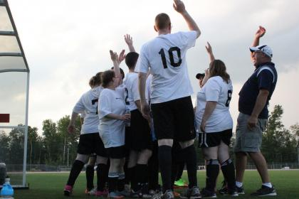Soccer Team, Celebration