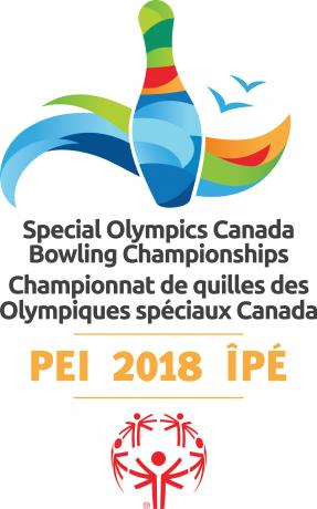 2018 Special Olympics Canada Bowling Champioinships logo