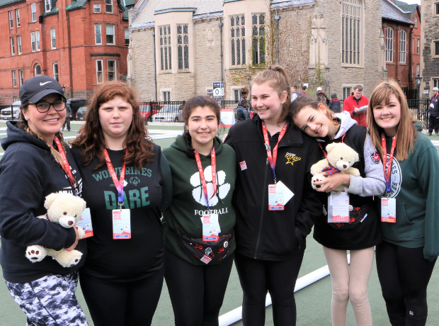 Unified Bocce Team from Sault Ste. Marie