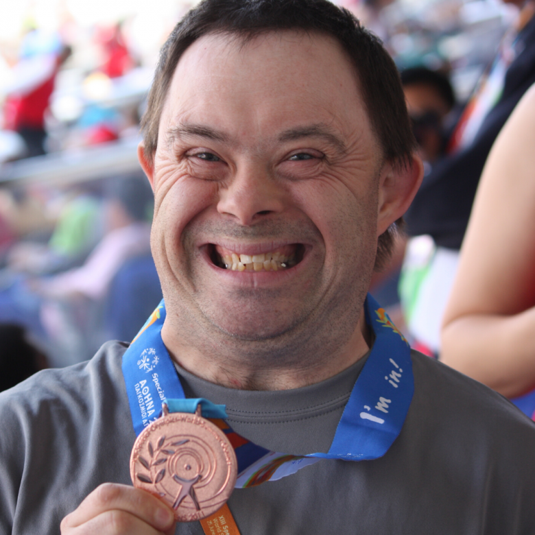 Meet Special Olympics Athletes