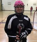 Floor Hockey, Lisa Bernard