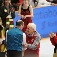 Dr. Frank Hayden at 2016 SOC Winter Games