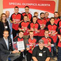 Special Olympics 2018 Team of the Year