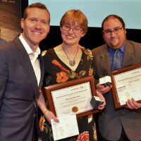 2019 Special Olympics National Awards Winners