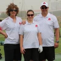 Special Olympics Team Canada's youngest athlete is heading home from the 2019 World Games with a TK medal in hand.