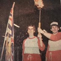 Special Olympics BC Games 1986