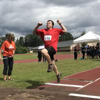 Special Olympics BC Smithers athletics meet