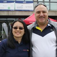 Special Olympics BC and Newmont Goldcorp