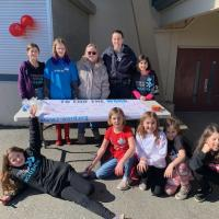 White Rock RCMP and students support inclusion
