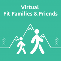 Virtual Fit Families & Friends graphic