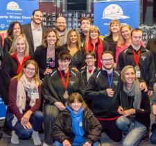2019 Special Olympics Alberta Winter Games Launch