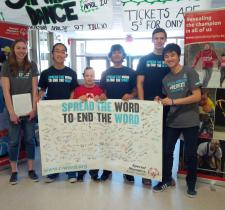 Spread the Word to End the R-word in Abbotsford 2015