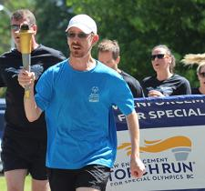Chilliwack leg of the Lower Mainland Torch Run