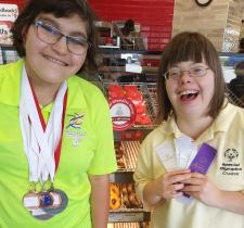 Special Olympics Global Day of Inclusion Tim Hortons