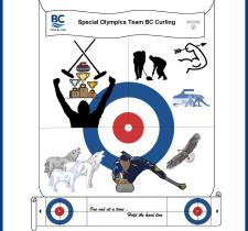 Team BC 2020 Curling Coat of Arms