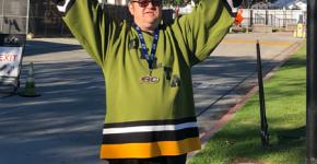 Special Olympics BC – Delta athlete Nick Johnston