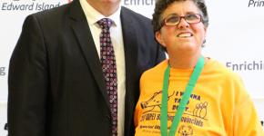 Heidi Mallett, Special Olympics, Athlete Leadership, ALPs