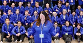 Special Olympics BC – North Shore volunteer Tracy Evans