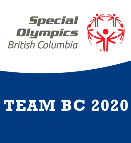 Special Olympics Team BC 2020