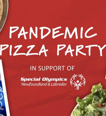 Pandemic Pizza Party