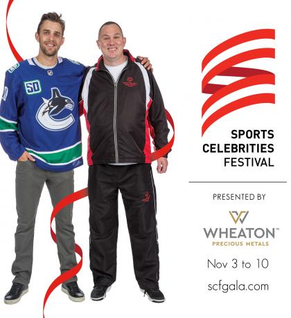 Sports Celebrities Festival presented by Wheaton Precious Metals