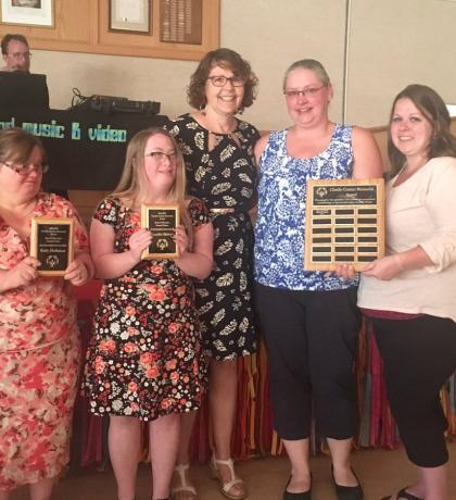 Charlie Cramer Memorial Award