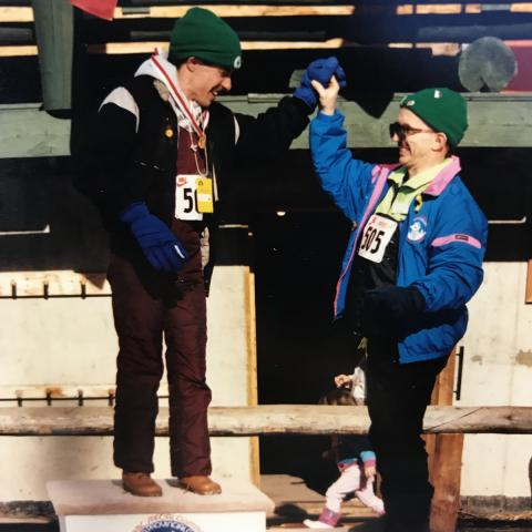1991 Special Olympics BC Winter Games medallists