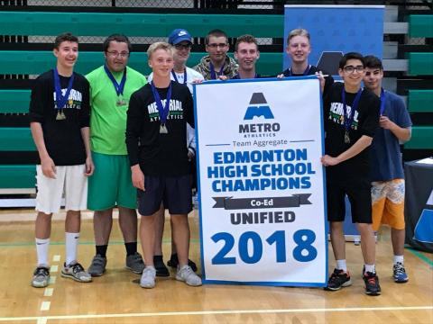 2018 Unified Sports Metro Athletics Championships