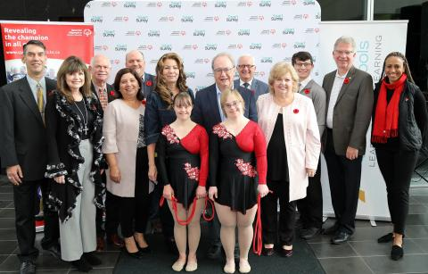Special Olympics BC Games 2021 host community announcement
