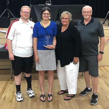 Special Olympics BC Athletic Achievement Award 2019