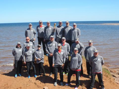 Guardians of the Flame in PEI