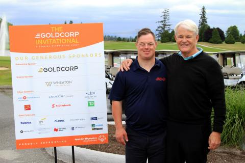 Goldcorp Invitational Golf Tournament