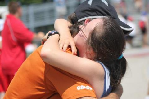 Support of families and friends is key for Special Olympics athletes