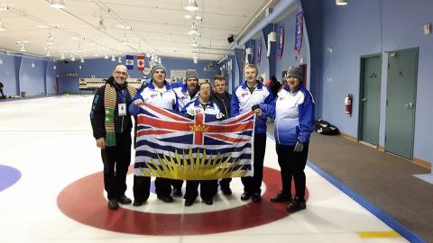 SOBC - Quesnel curling