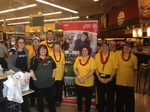 Sobeys and Special Olympics make a great team