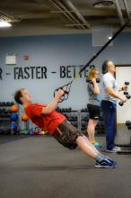 Healthy Athletes, Synergy Fitness