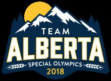 Team Alberta 2018 Logo